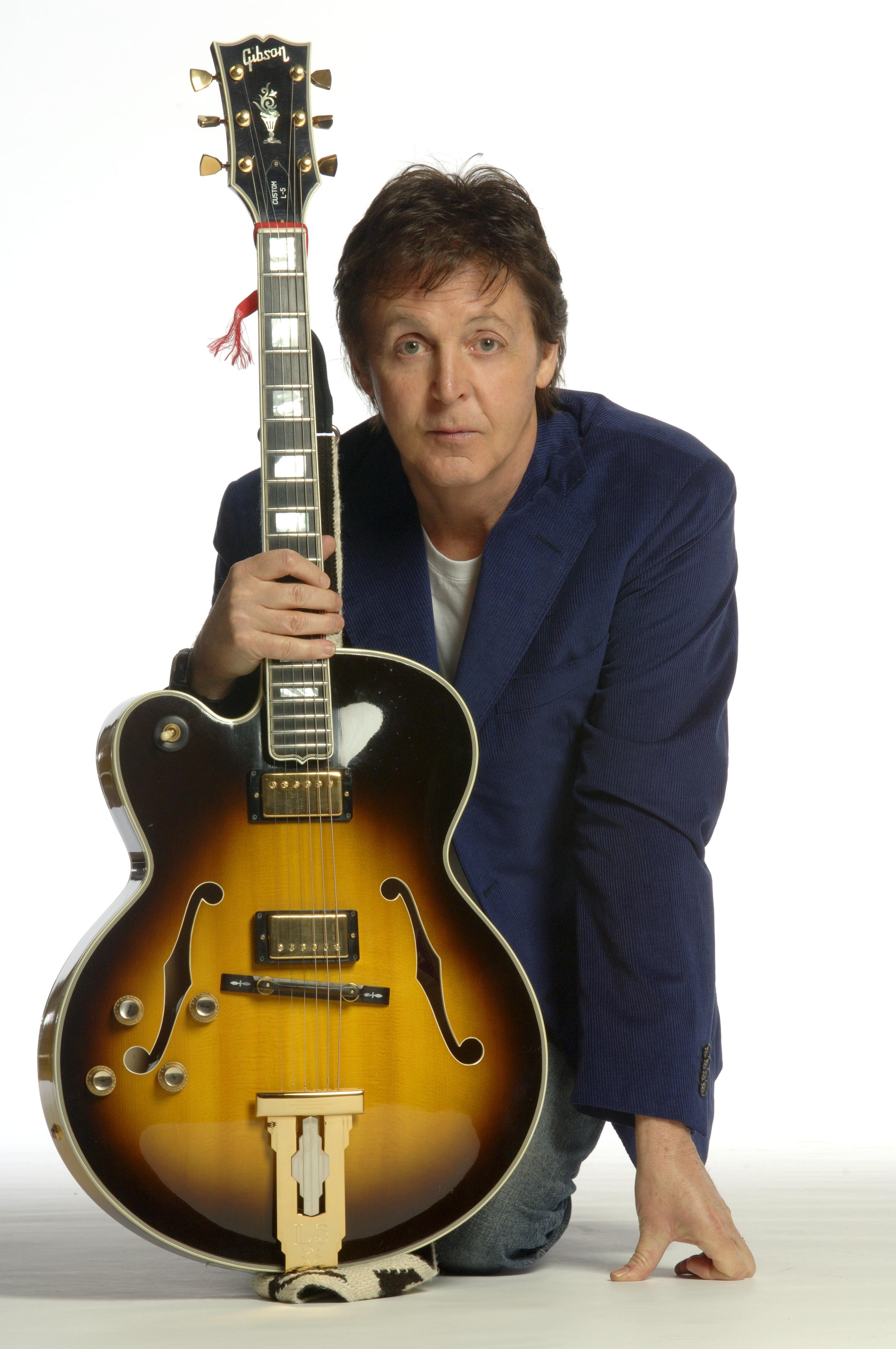 Muss etwas dagegen tun Paul McCartney